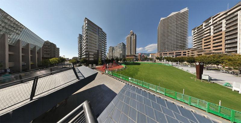 神戸市の震災復興区画整理と再開...